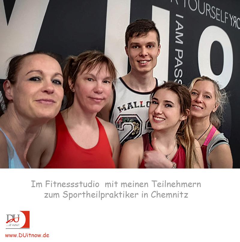 Ausbildung Sportheilrpaktiker Chemnitz