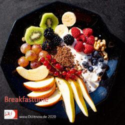 Frühstücksmüslie – gesunder Start in den Tag