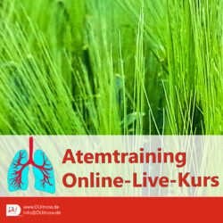 Online Live Atemtraining-Kurs (Dienstags 19:30h)