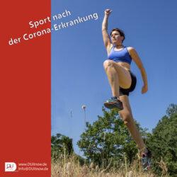Sport & Bewegung nach Corona-Erkrankung